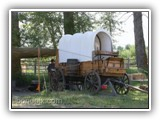 Chuck Wagon at Grant-Kohrs Ranch