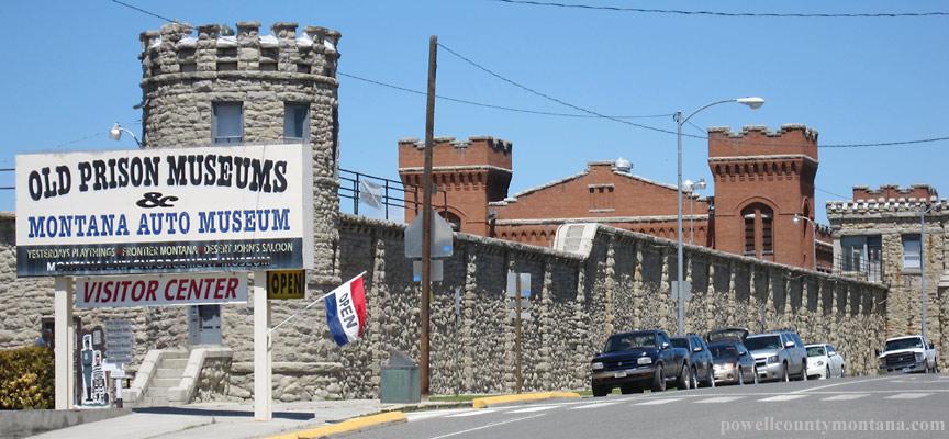 Old Montana State Prison Tour
